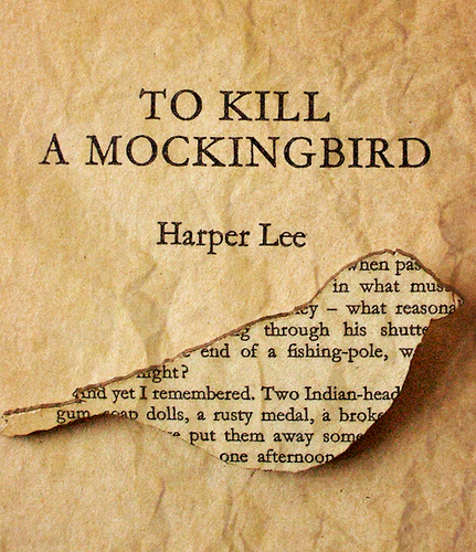 To kill a mockingbird art
