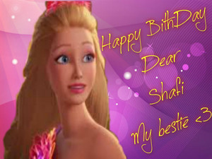 To my dear Bestie Shafi