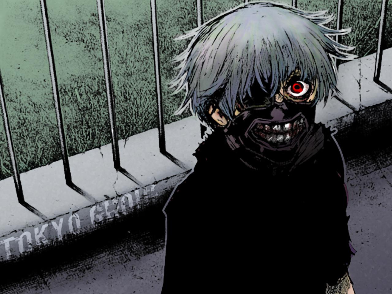 Tokyo.ϟ.Ghoul