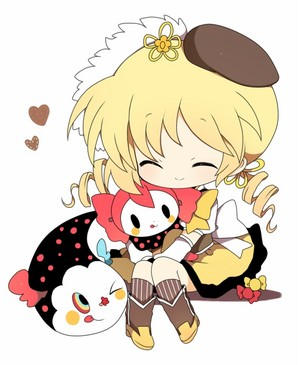 Tomoe Mami and شارلٹ