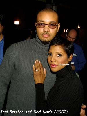 Toni Braxton and Keri Lewis (2001)