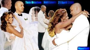 Toni Braxton and Keri Lewis (2001)