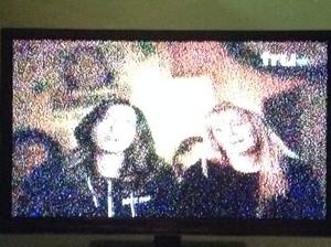 "Tonya Harding and Chelsea Peretti in ""Criminals 19"""