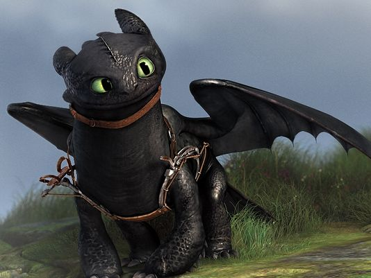 Toothless - HTTYD 2 - Toothless the Dragon Photo (37573352 ...