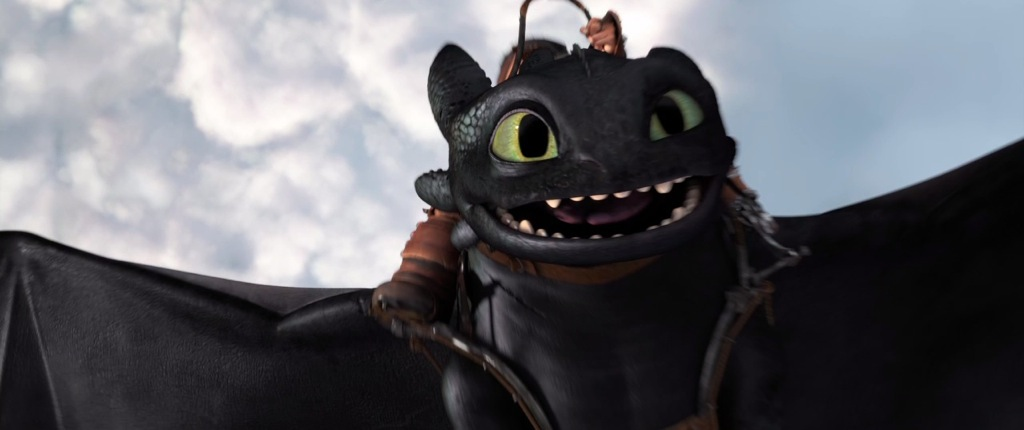 Toothless - HTTYD 2 - ...