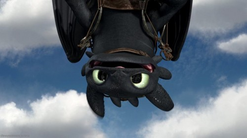 Toothless the Dragon wallpaper called Toothless - HTTYD 2