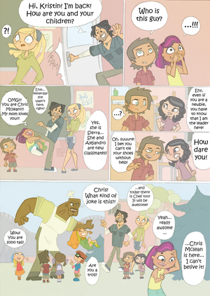 Total Drama Kids Comic: Page 16