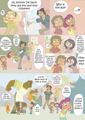 Total Drama Kids Comic: Page 16 - total-drama-island fan art