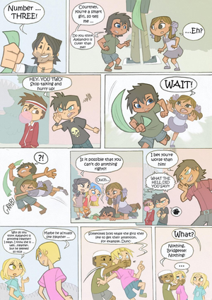 Total Drama Kids Comic: Page 20