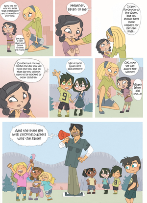 Total Drama Kids Comic: Part 12