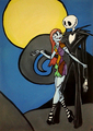 Tribute to Nightmare before Christmas
