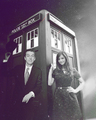 Twelve and Clara - clara-oswald fan art