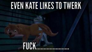 Twerky Kate