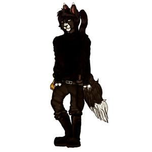 Twlight ,the loup Cat (Revamp)