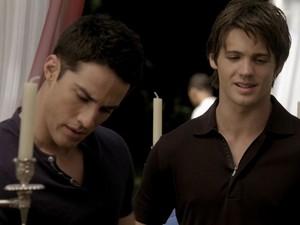 Tyler and Jeremy