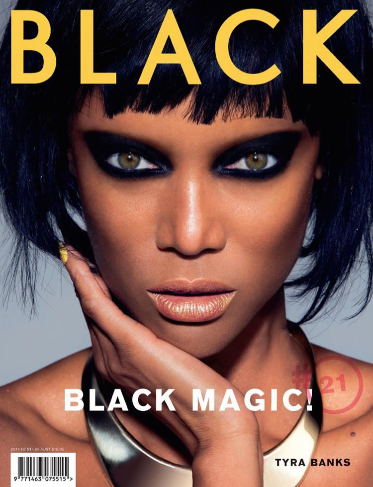 Tyra / BLACK MAGAZINE