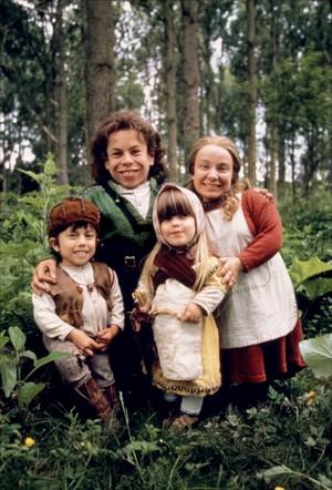 Ufgood Family Portrait (Color)