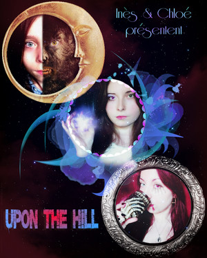 Upon the Hill,the story I wrote for my bro's birthday. Cover.