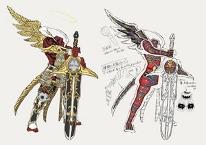Valiance concept art