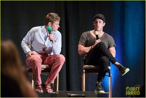 Vampire Diaries' Vegas Convention Photos
