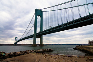 Verrazano-Narrows Bridge NY