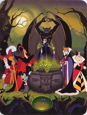 Villains of Disney