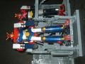 Voltes V with Big Brother Robot