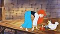 Walt Disney Screencaps - Princess Ariel, Sebastian & Scuttle - walt-disney-characters photo