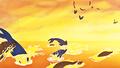 Walt Disney Screencaps - The Blue Birds, Scuttle, The Seals & The Dolphins - walt-disney-characters photo