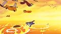 Walt Disney Screencaps - The Flamingos, The Pelicans, The Blue Birds, The Seals & The Dolphins - walt-disney-characters photo