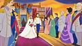 Walt Disney Screencaps - The Wedding Guests, Vanessa & Prince Eric - walt-disney-characters photo