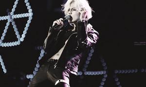 White Hair Taemin Pretty Boy - SMTOWN 4 in Seoul (Ace Era)