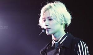 White Hair Taemin - SMTOWN 4 in Seoul (Ace Era)