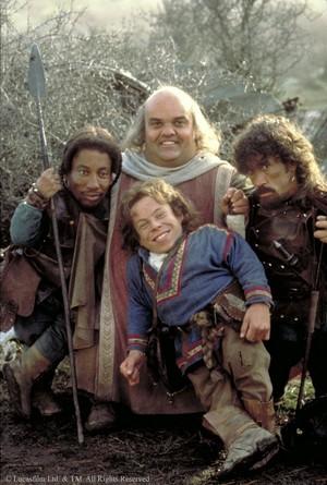 Willow, Vohnkar, Burglekutt and misceláneo Warrior Guy