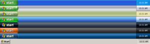 Windows XP themes