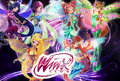 Winx Bloomix Wallpaper.