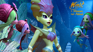 Winx Club: The Mystery of the Abyss new gambar
