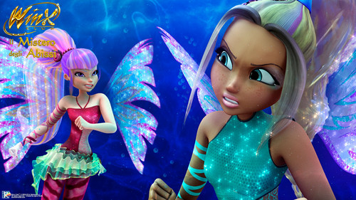 The Winx Club پیپر وال titled Winx Club: The Mystery of the Abyss new تصاویر
