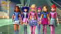 Winx Club: The Mystery of the Abyss new Обои