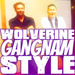 Wolverine Gangnam Style - psy icon