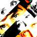 Xander, Buffy, Willow and Giles