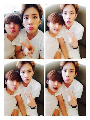 Xero and bjoo hottie❤❥