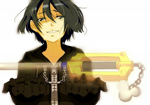 kingdom hearts fondo de pantalla called Xion