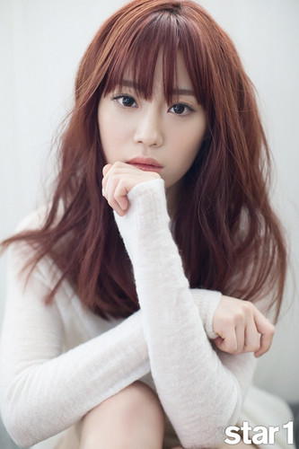 KARA Обои possibly with a portrait called Youngji '@star1'