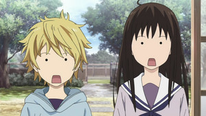 Yukine and Hyori