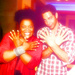 Zachary Levi and Yvette Nicole Brown - zachary-levi icon