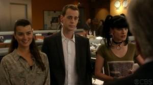 Ziva, Tim and Abby