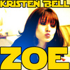 Kristen Bell photo with anime called Zoe