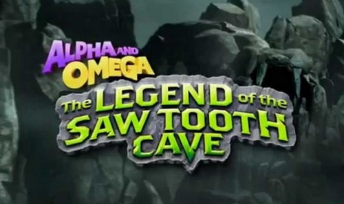 Alpha and Omega 4: The Legend of Saw Tooth Cave fond d'écran possibly with animé titled a