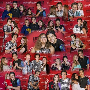 austin mahone, M&G .2014